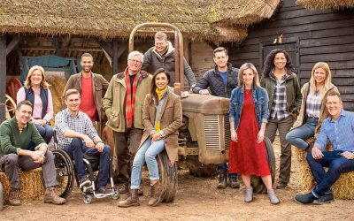 Gary Hurlstone featured on BBC Countryfile