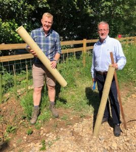 Gary Hurlstone interviewed for BBC Countryfile